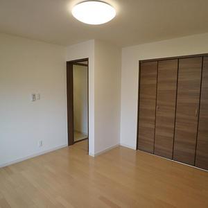 洋室B ※写真は、同じBタイプの1階です。